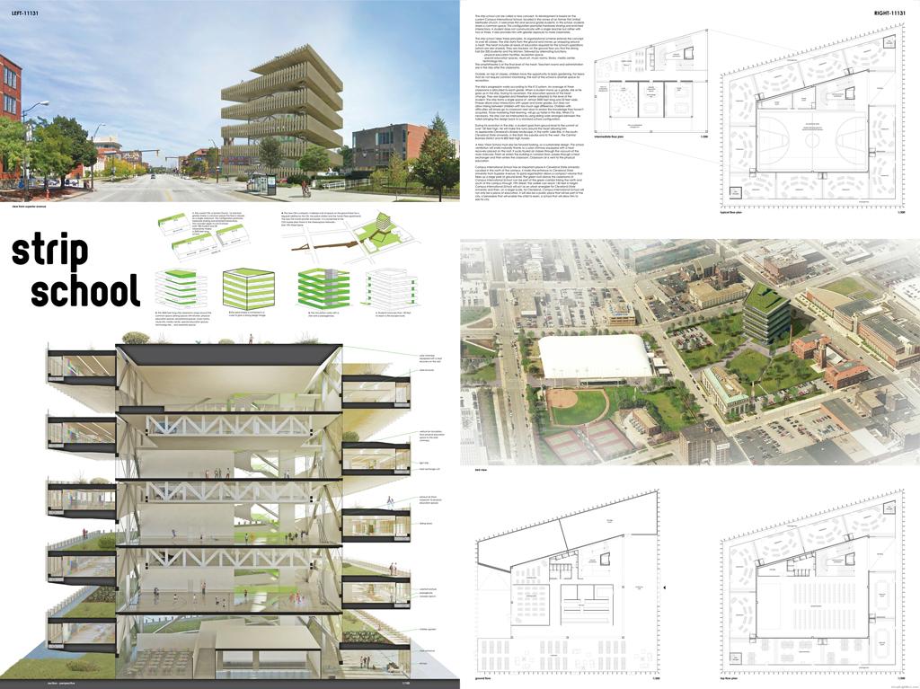 Cleveland design competition essay